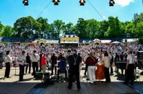 Freilichtbühne Dixiland Festival Dresden